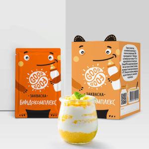 Закваска для йогурта Бифидокомплекс Good Food