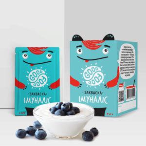 Закваска для йогурта Иммуналис Good Food
